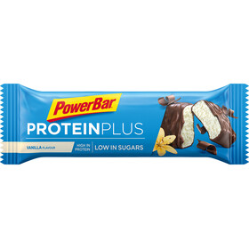 PowerBar ProteinPlus Bar Box 30x35g, Vanilla